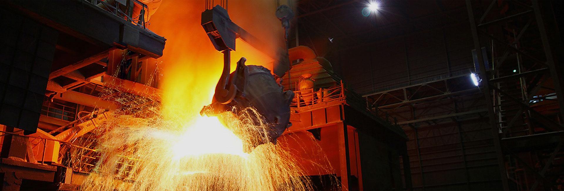 Metallurgical steel rolling