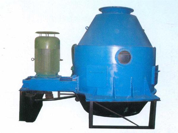 Vertical centrifuge