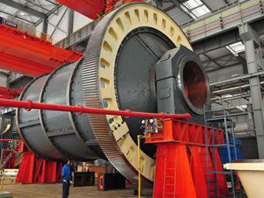 Overflow Ball Grinding Mill